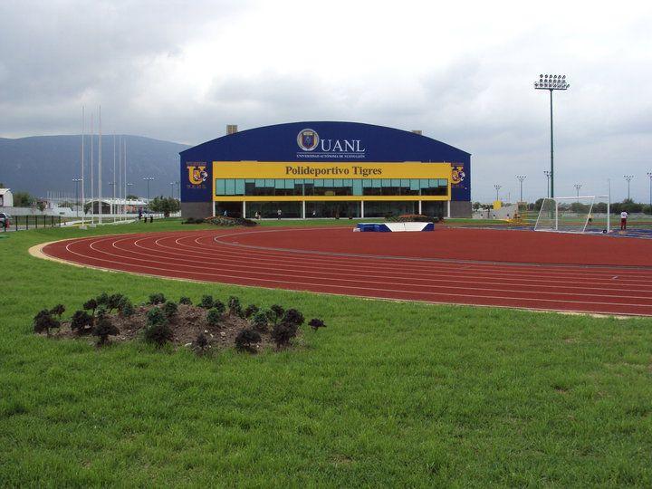 Polideportivo Tigres Escobedo N.L.   Tigres, Catarina, Ciudades