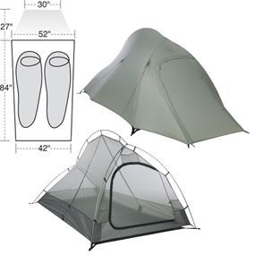 big agnes seedhouse sl2 · Backpacking TentTents  sc 1 st  Pinterest : seedhouse tent - memphite.com