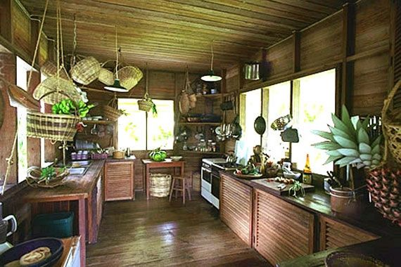 Philippine Kitchen Tropical Interior Design Tropical Kitchen