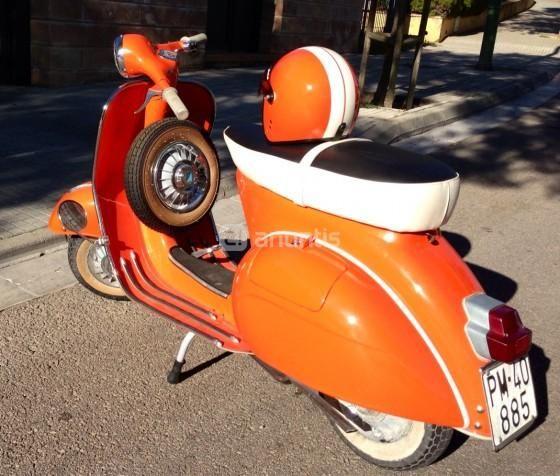 Vespa S 125 En Balears Segundamano Es 56817868 Vespa Vintage Vespa Scooters Piaggio Vespa