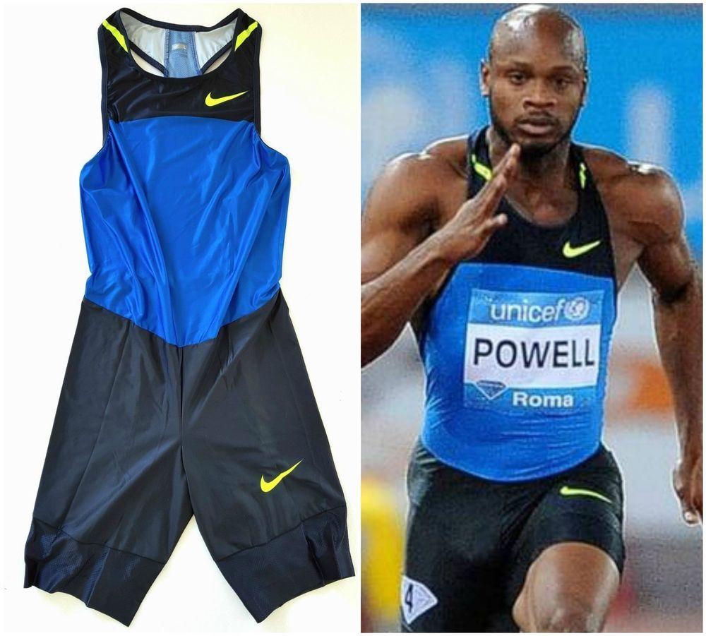 2d78791c1f Nike Pro Elite Race Speedsuit Sprint Singlet Run Vest Shorts Track Field  Olympic #Nike #ActivewearVest