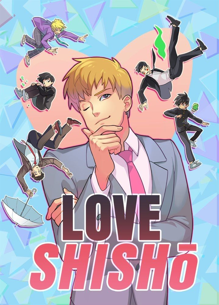 Pin by Ariana Chavez on Interstella 5055 Mob psycho 100