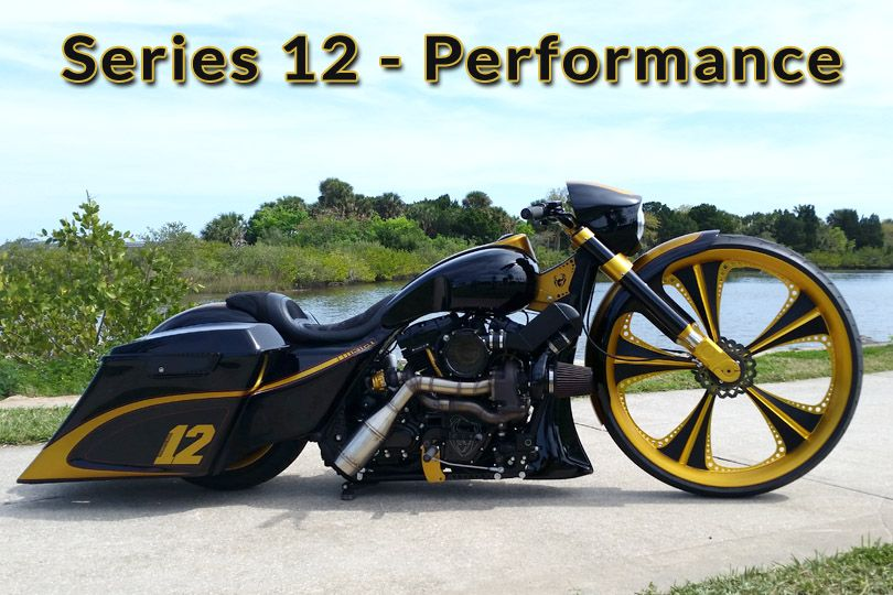 Azzkikr Custom Baggers, Cycles and Motorcycle Parts ...
