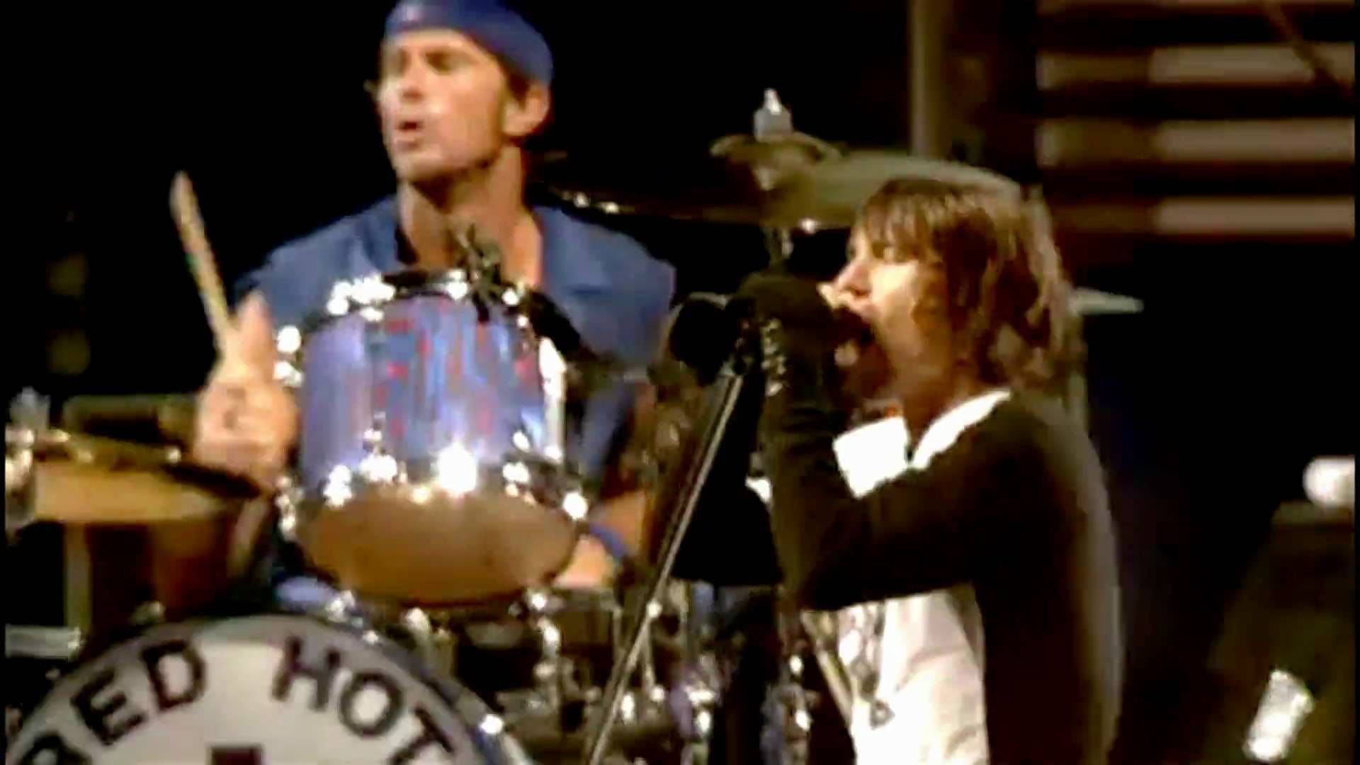 Red Hot Chili Peppers Parallel Universe Live At Slane Castle