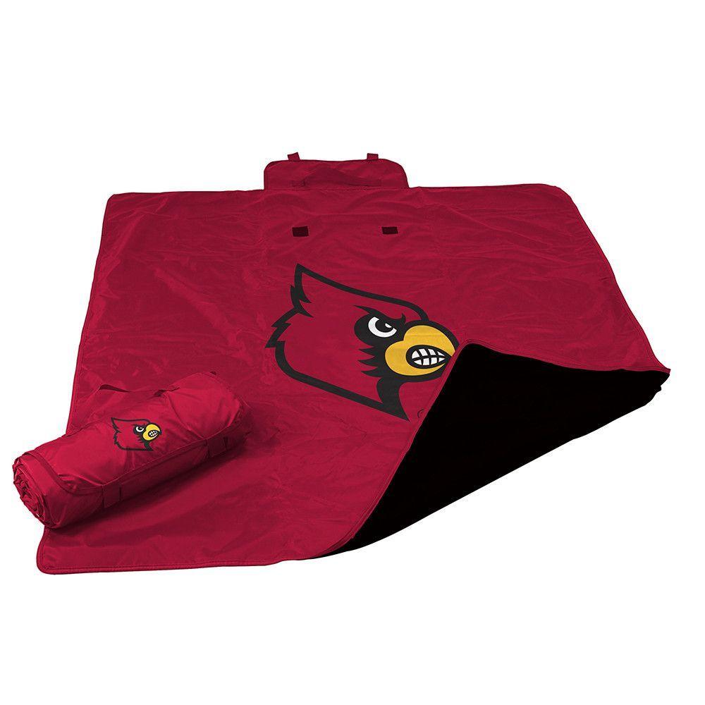 Louisville Cardinals NCAA All Weather Blanket