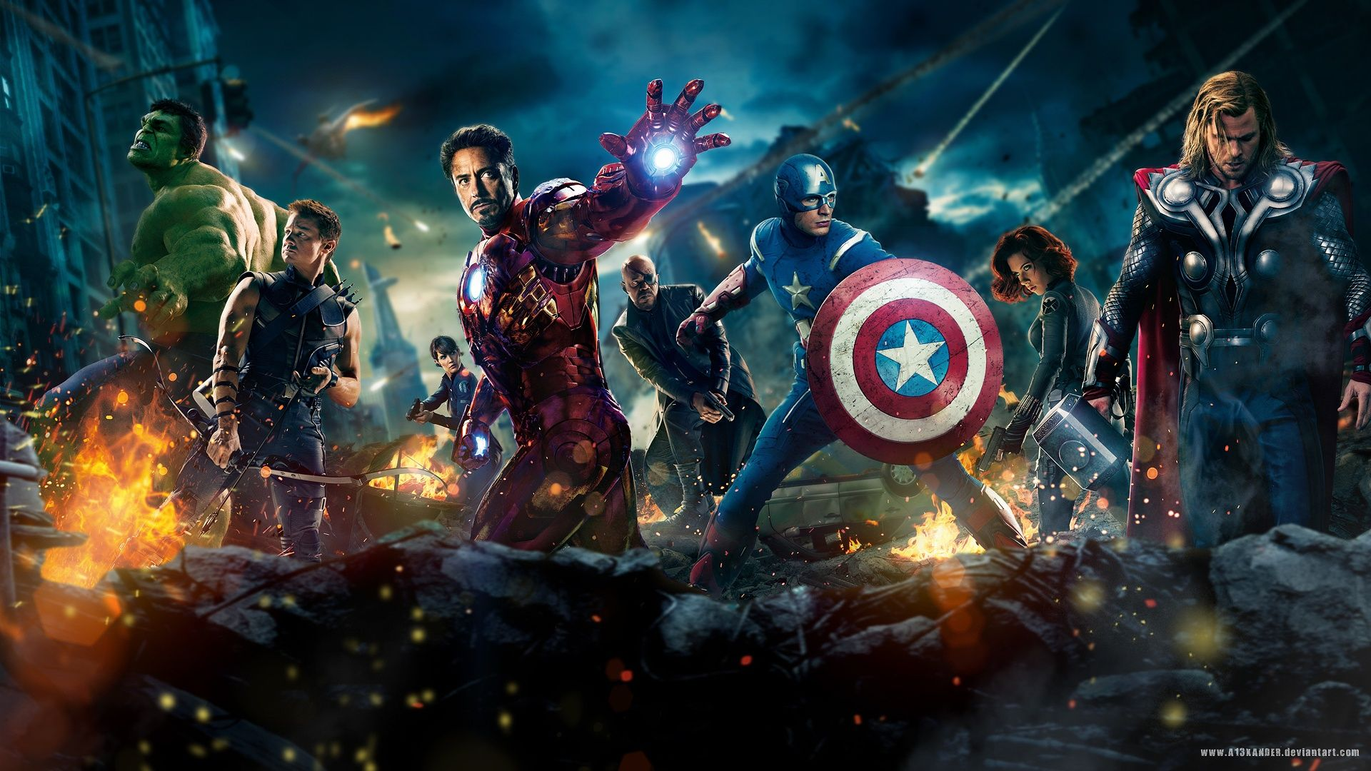 Great Movie Avengers Poster Avengers Wallpaper Avengers Movies