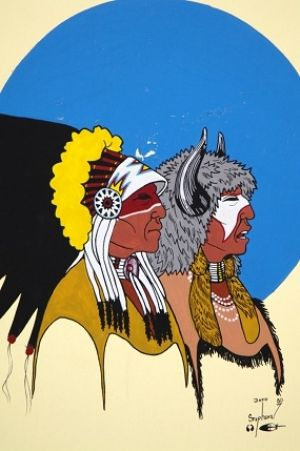 By Artist David Stephens  Acrylic Painting kp
