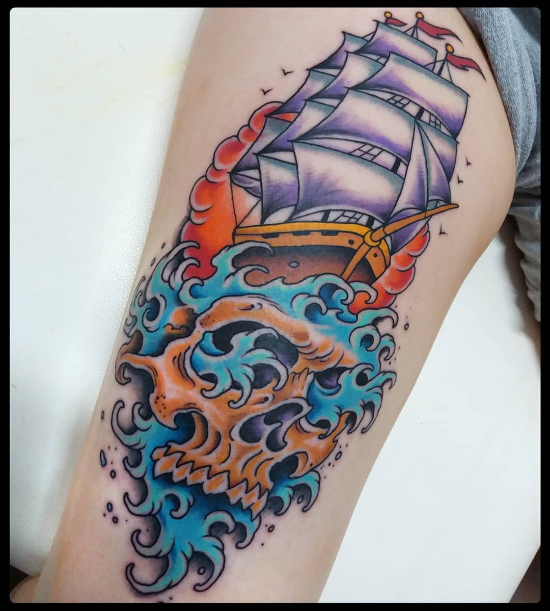Pin Van Anne Hoekstra Op Hartenvrouw Tattoos Tattoo Designs En