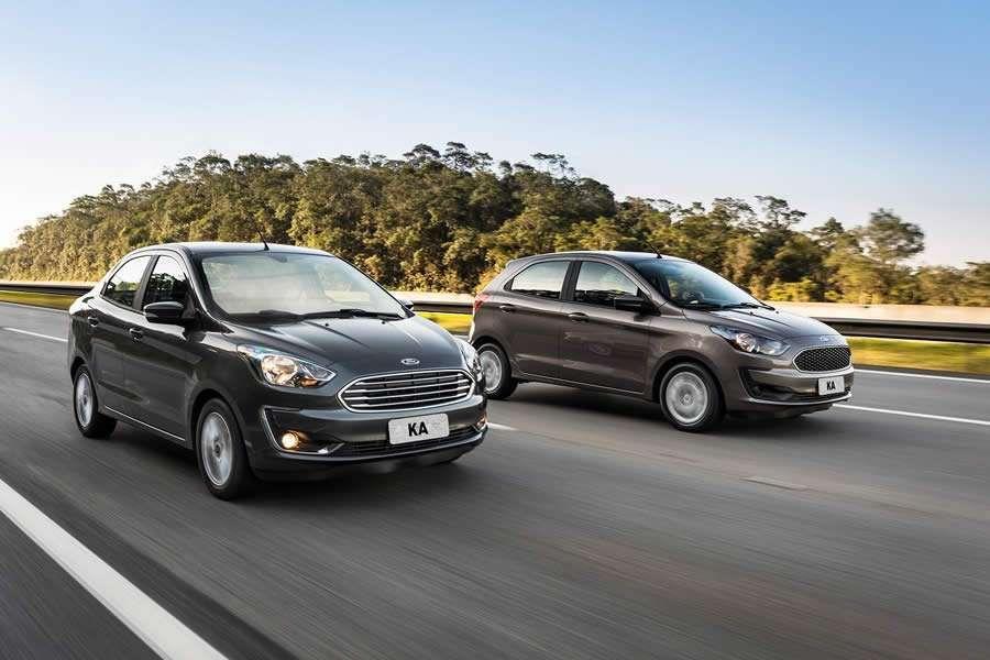 Ford Apresenta A Linha Ka 2019 Em Convencao Com Os Distribuidores