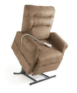 Electric Recliner Chair Covers Australia Madison Park Cody Open Back Accent Pride C6 Lift Twin Motor In