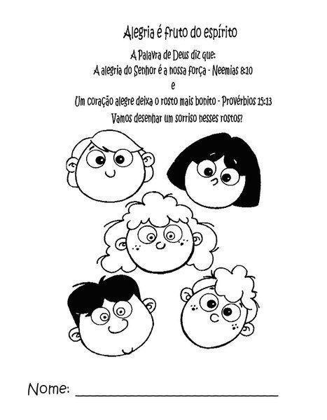 Fonte Net Atividades Biblicas Infantil Tarefas Infantil