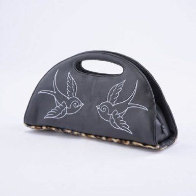 Vegan Sparrow Clutch.