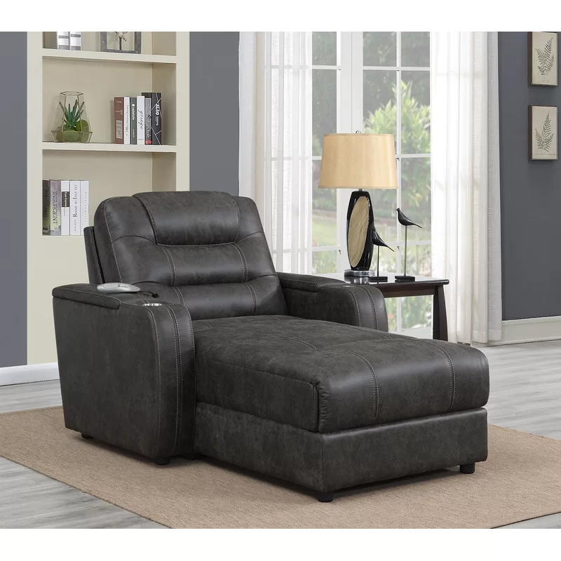 Hersche Power Chaise Lounge In 2020 Chaise Lounge Media Room Seating Chaise Lounge Chair