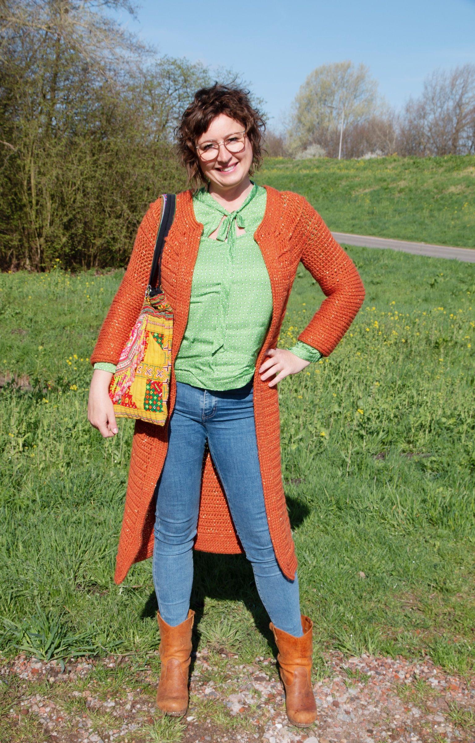 Pin Van Saskia Laan Op By Me Crochet Happy Colors En Happy