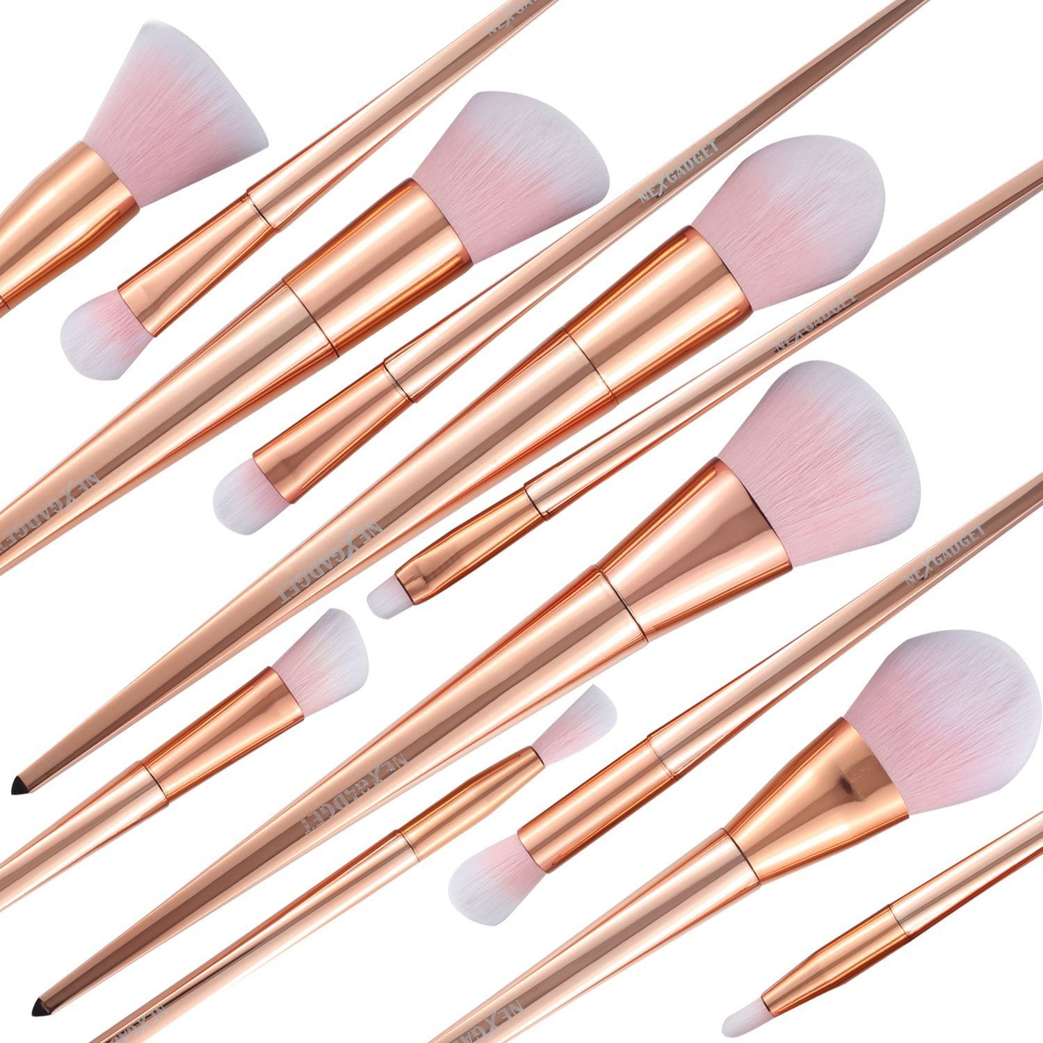 Makeup Brushes Premium Makeup Brush Kit Synthetic Kabuki