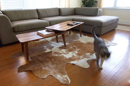 Cowhide Rug Architecture Cow Hide Rugs