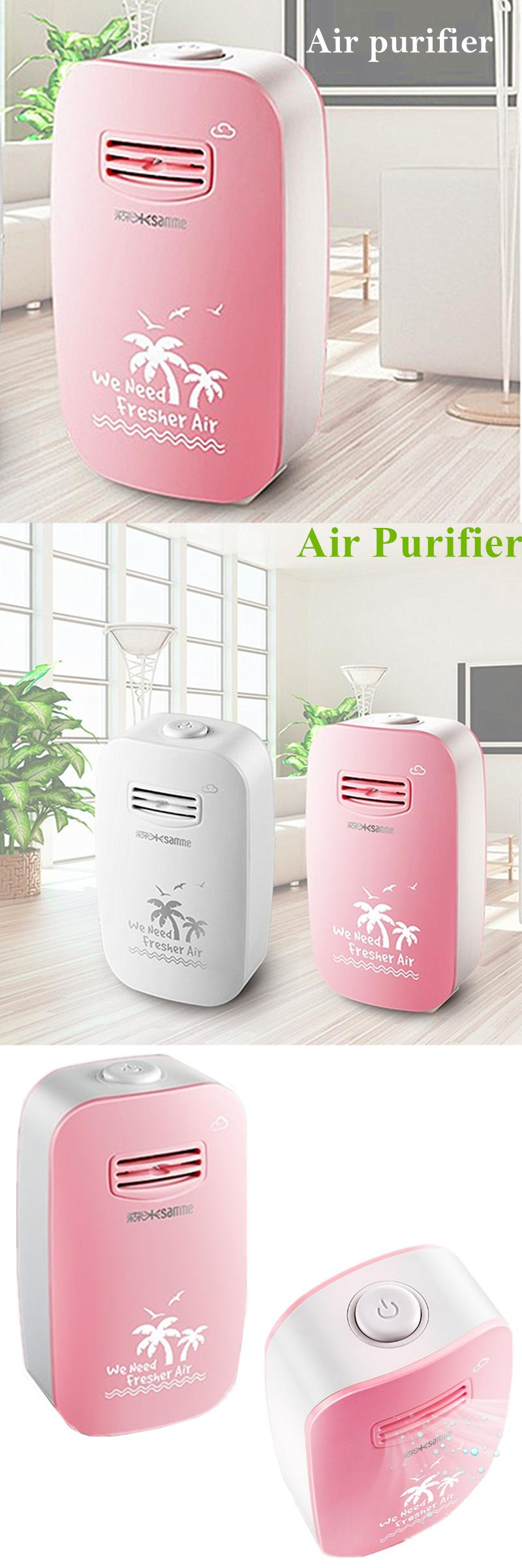 [Visit to Buy] Air Purifier for Home Ozone Generator 220v
