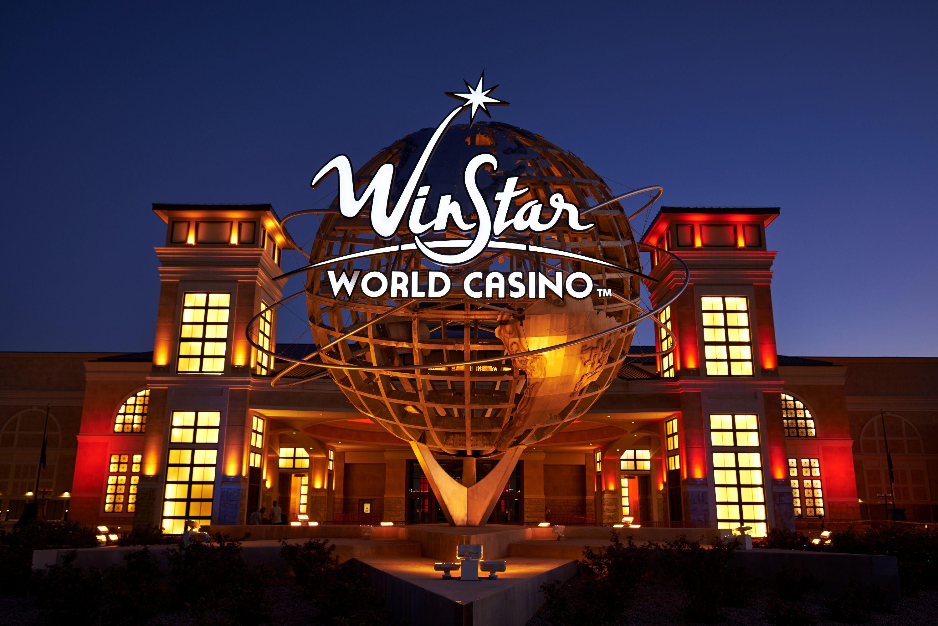 Oklahoma WInStar Casino