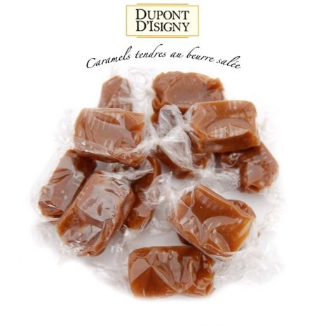 caramels d'Isigny / Normandie France