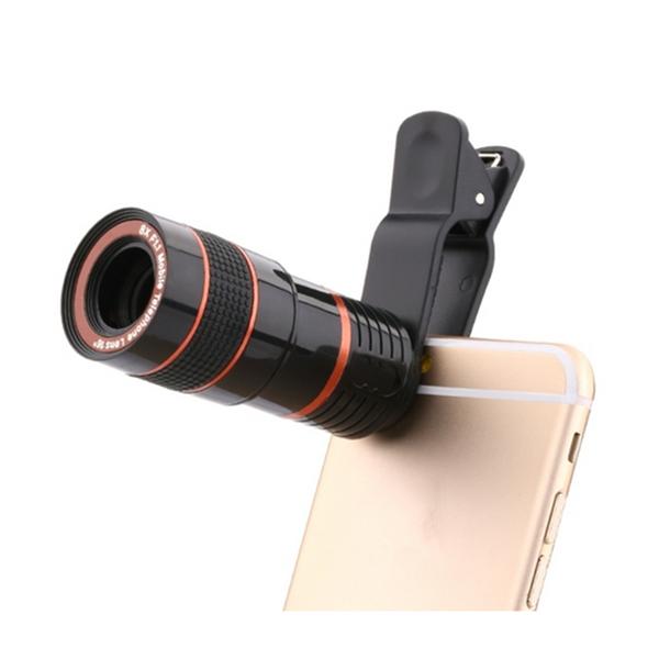 Universal 8X Optical Zoom Telescope Camera Lens For Mobile Phone