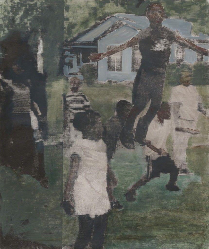 Noah davis the missing link 1 2013 african american