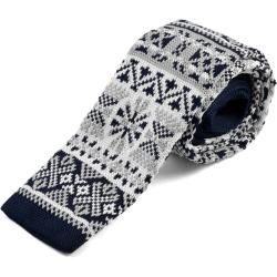 Photo of Nordic Patterned Knitted Tie Trendhim.de