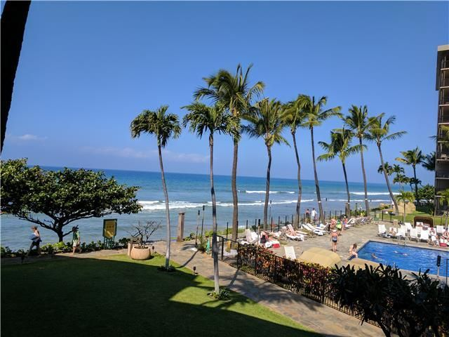 Seaside rentals