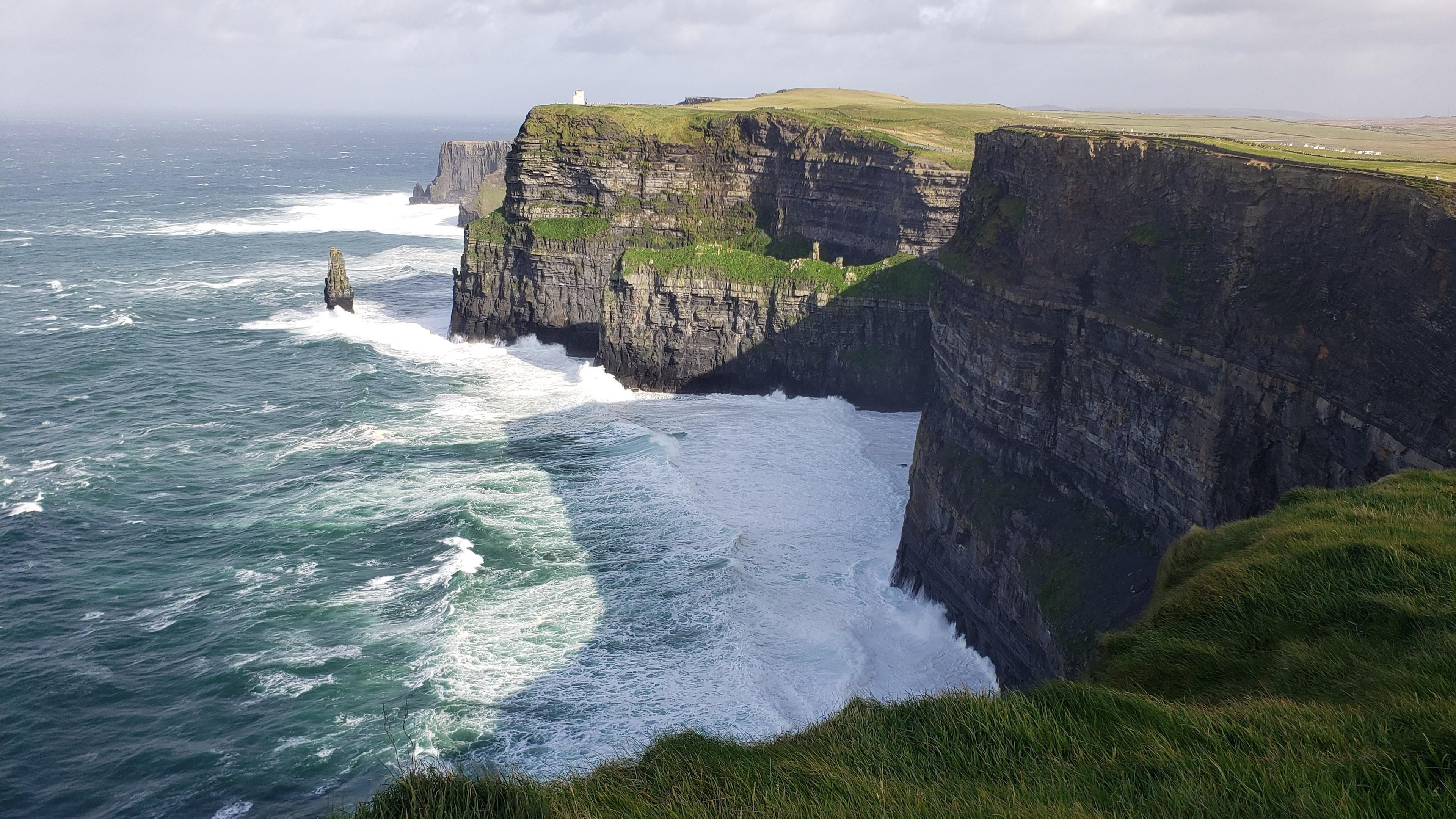Cliffs Of Moher Ireland Wallpaper Cliffs Of Moher Active Wallpaper Desktop Background Images