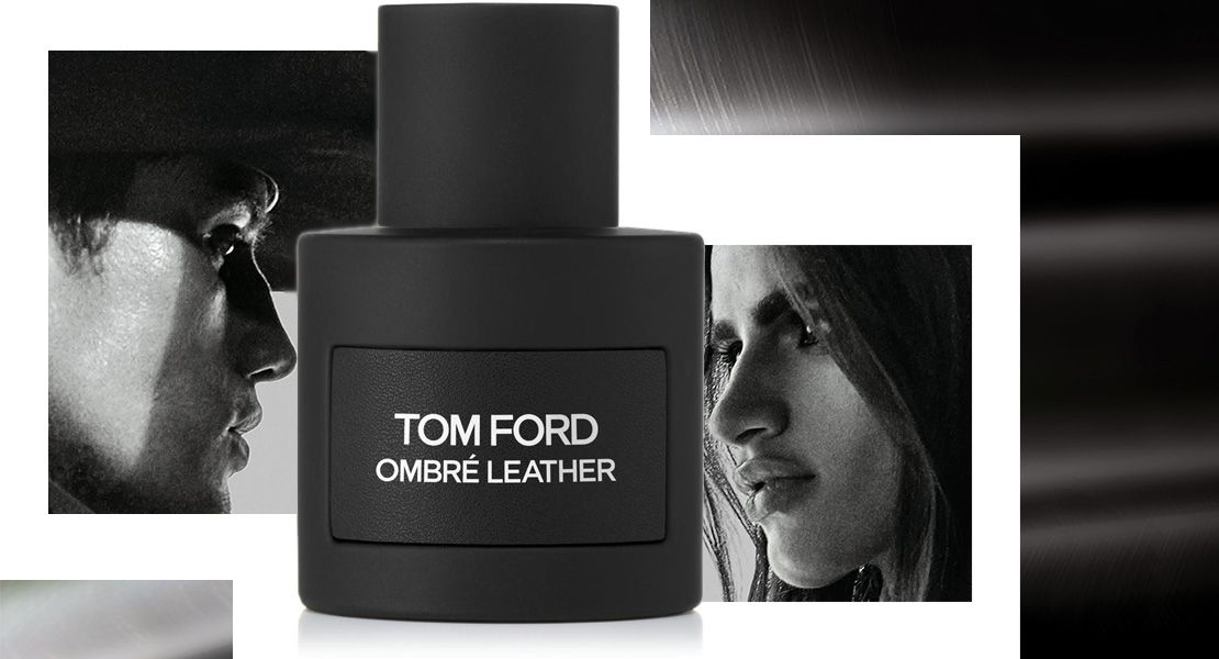 Ombre Leather The New Leathery Perfume From Tom Ford Perfume