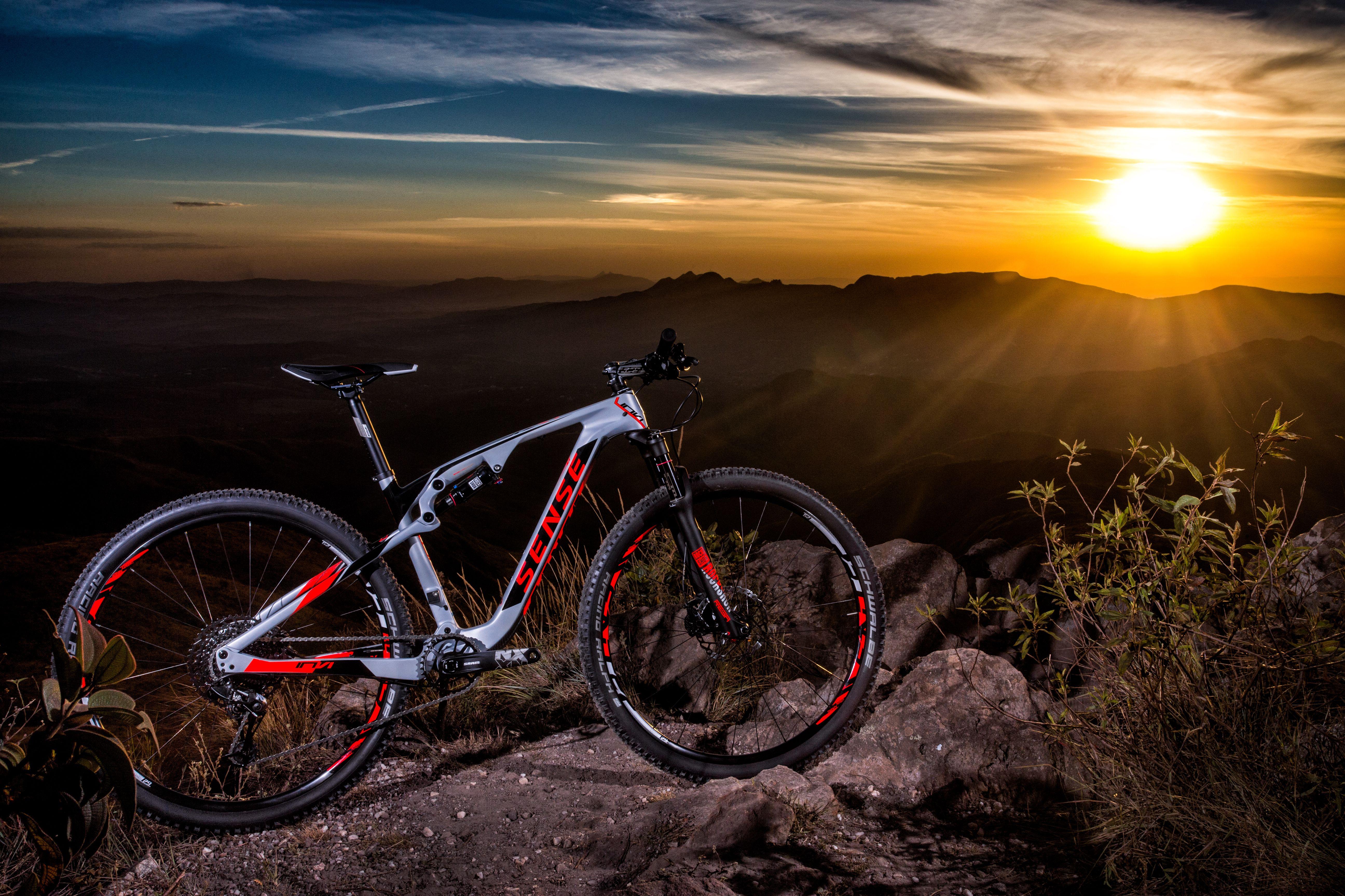 b949040dd Bicicleta Sense MTB Invictus Comp