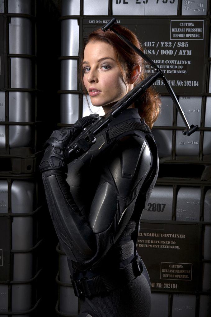 "Scarlett ""Rachel Nichols"" G.I. Joe: The Rise Of Cobra (2009)"