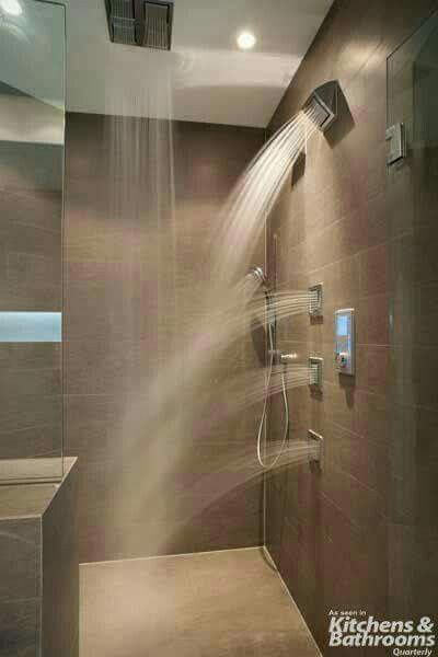25+ anspruchsvollste Dusche Design-Ideen für ein atemberaubendes Badezimmer #decoratehome