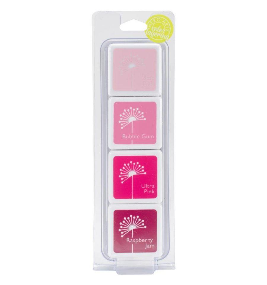 Set tintas May's Shadows of Pink - Kimidori