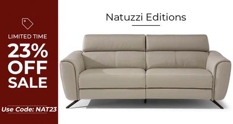 Natuzzi Editions Complicita C051
