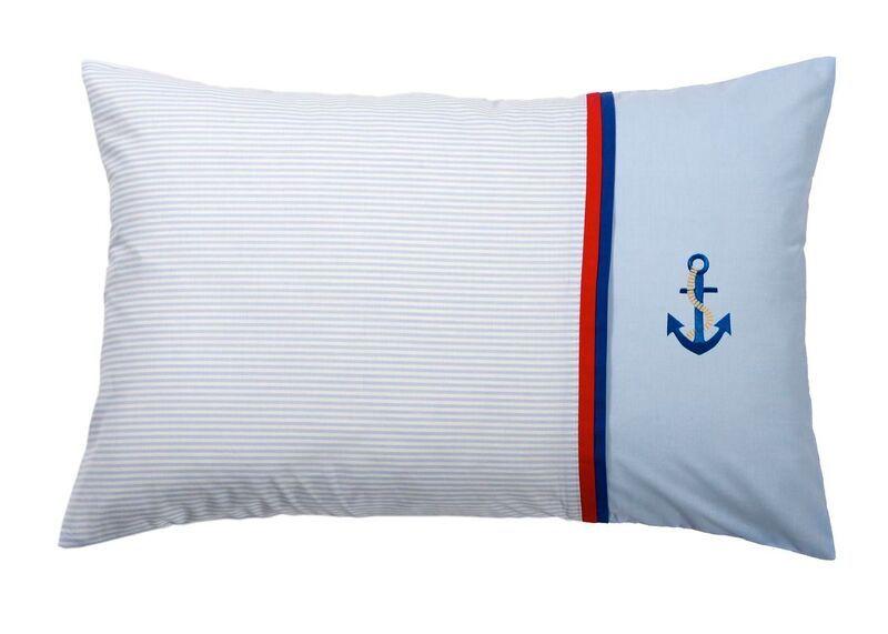 Dieses Wunderschone Maritime Kissen Aus Der Kollektion Anker Von