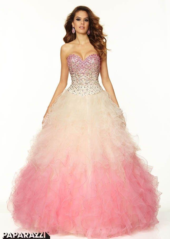 Ruffle Long A Line Formal Dresses By Mori Lee 97021 | FASHION ...