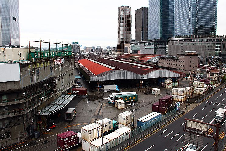 大阪駅へと進化する梅田貨物駅、10年前 40年前の光景と現在工事中の画像を比較   鉄道コラム   鉄道チャンネル