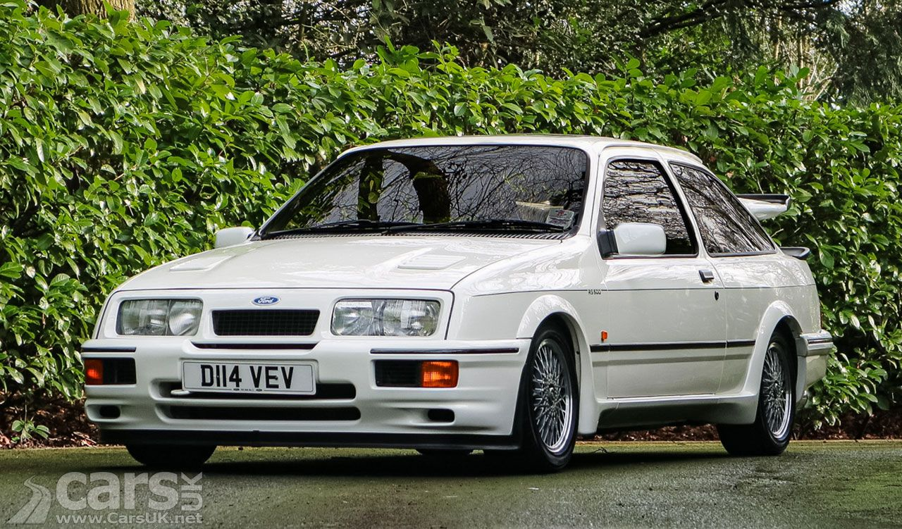 1987 Ford Sierra Rs500 Cosworth Chassis 003 Up For Grabs But
