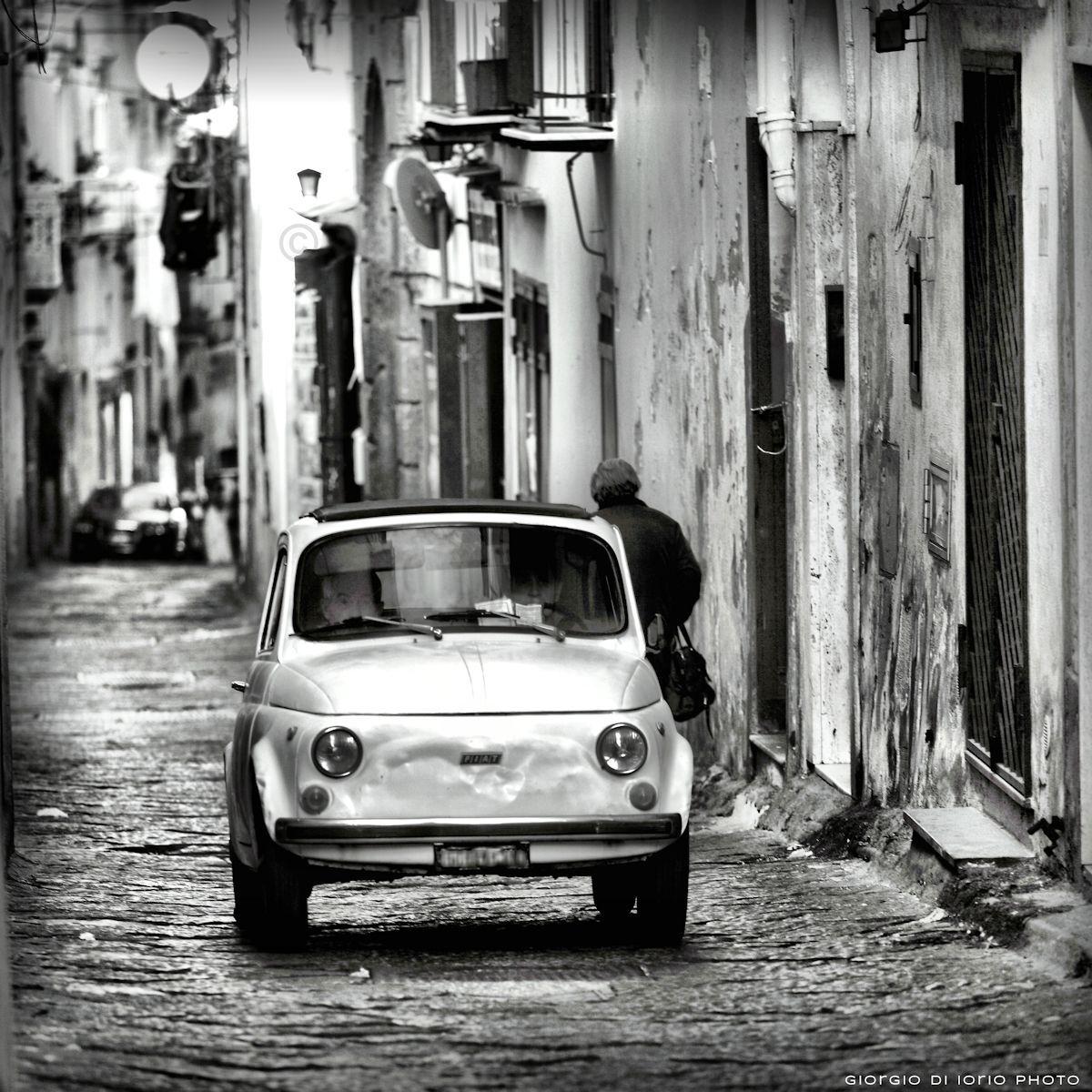 Napoli Bianco E Nero Google Search