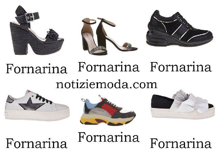 Arrivi Scarpe Estate 2018 Donna Fornarina Primavera Nuovi 7x841