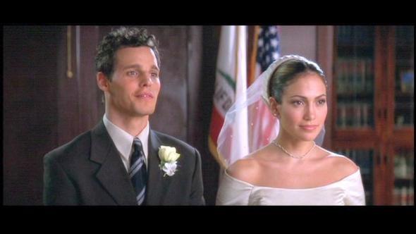Jennifers Character Wears Her Mothers Wedding Dress In The Planner