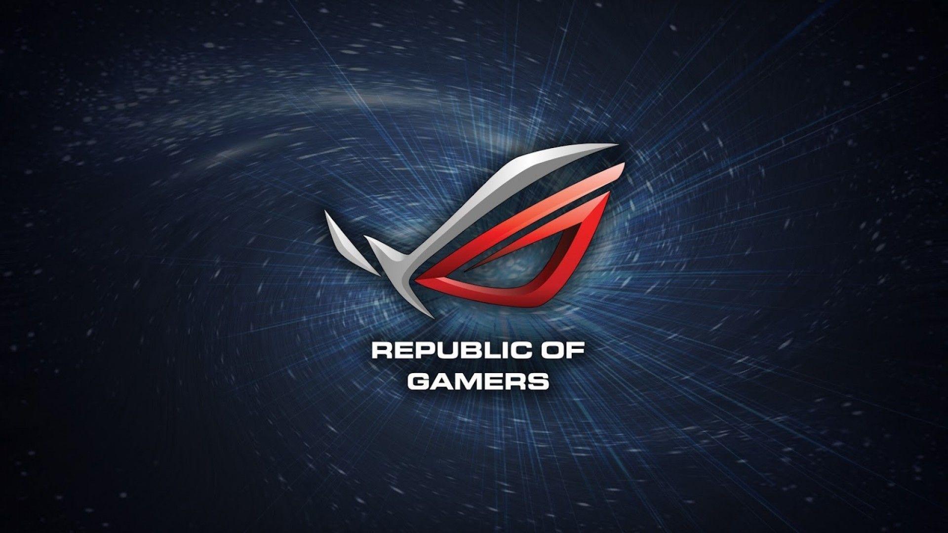 Republic Of Gamers Wallpapers Wallpaper Cave
