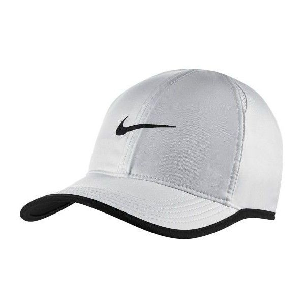 f740f4be42d discount code for nike hats running hats white champs sports 24 liked on polyvore  featuring 8a209