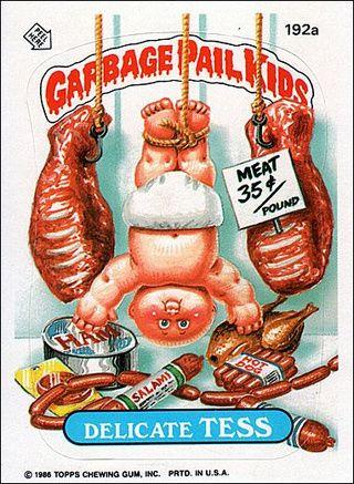 Most Disgusting Garbage Pail Kids Garbage Pail Kids Garbage Pail Kids Cards Kids Stickers
