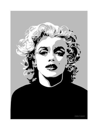 Marilyn Monroe Poster bei AllPosters.de | Fotografie | Pinterest ...