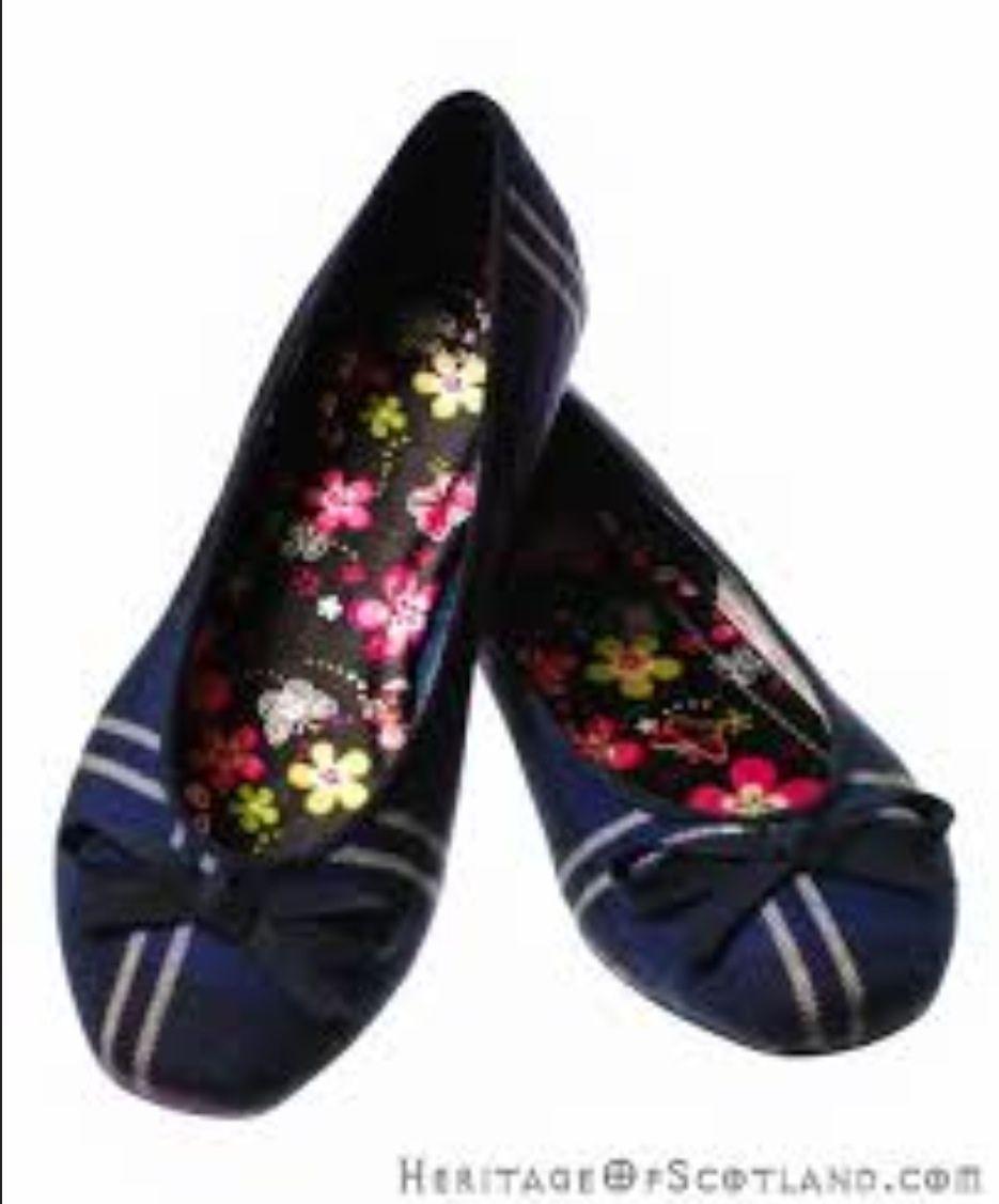 Ladies Tartan High Heel Shoe Heritage Of Scotland