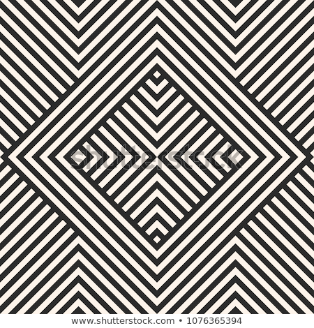 Vector Geometric Lines Seamless Pattern Modern Linear Background With Diagonal Stripes Squares Geometric Lines Japanese Patterns Seamless Patterns