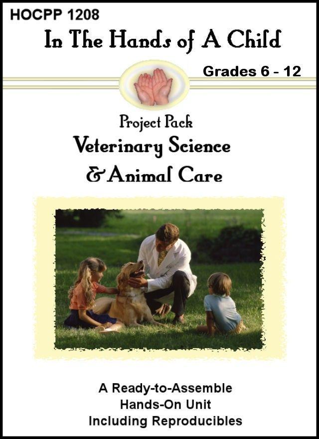 Veterinary Science Animal Care Curriculum Veterinary Science Science Pet Care