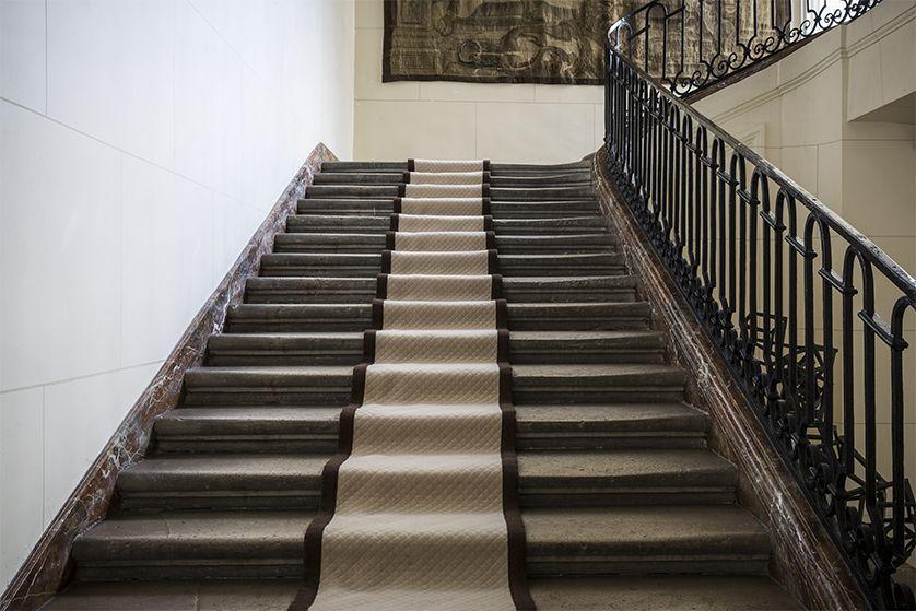 tapis d 39 escalier casa lopez sur mesure et sur commande. Black Bedroom Furniture Sets. Home Design Ideas