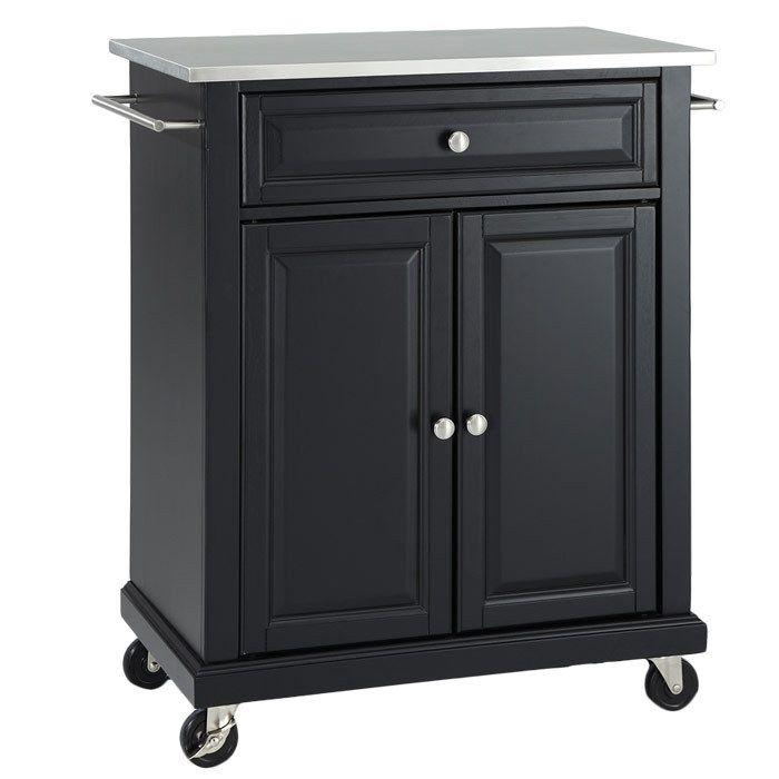 Boston Kitchen Island-Great size for a small kitchen. | DECORAÇÃO ...